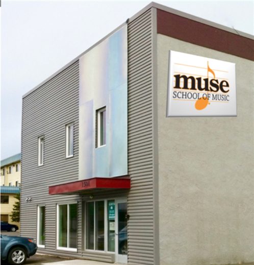 Muse Anchorage, 1501 West 36th Ave