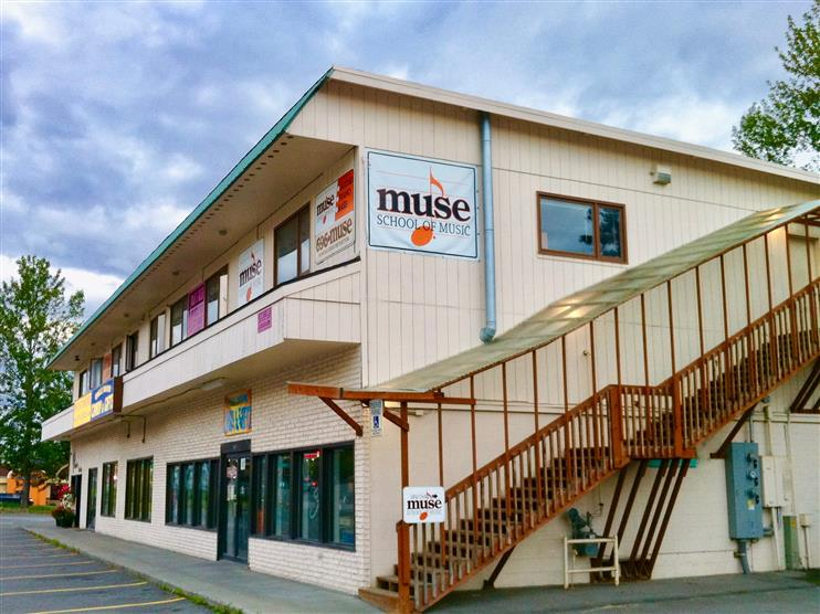 Muse Eagle River, 12212 Old Glenn Hwy